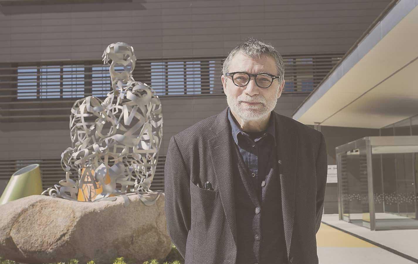 Jaume Plensa an emerging artist