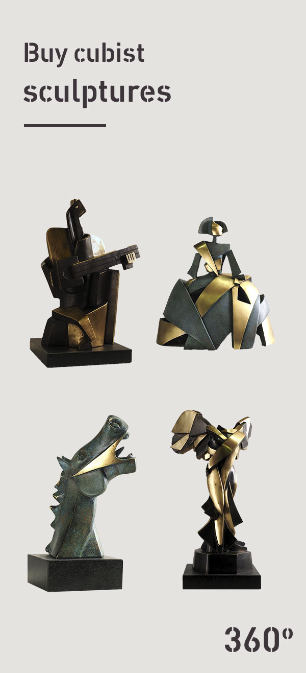 Buy-cubist-sculptures