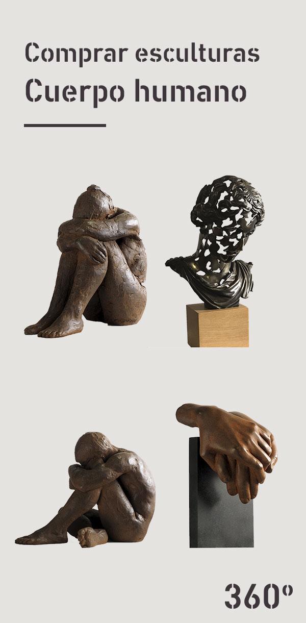 Comprar-esculturas-cuerpo-humano