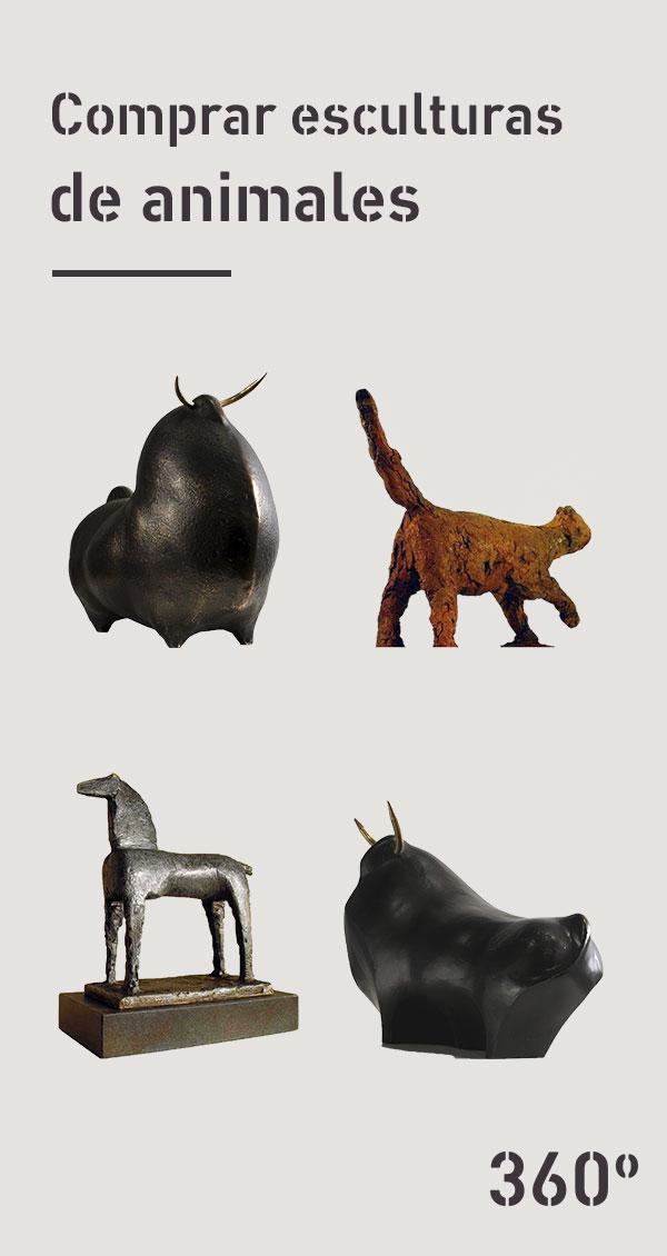Comprar-esculturas-de-animales