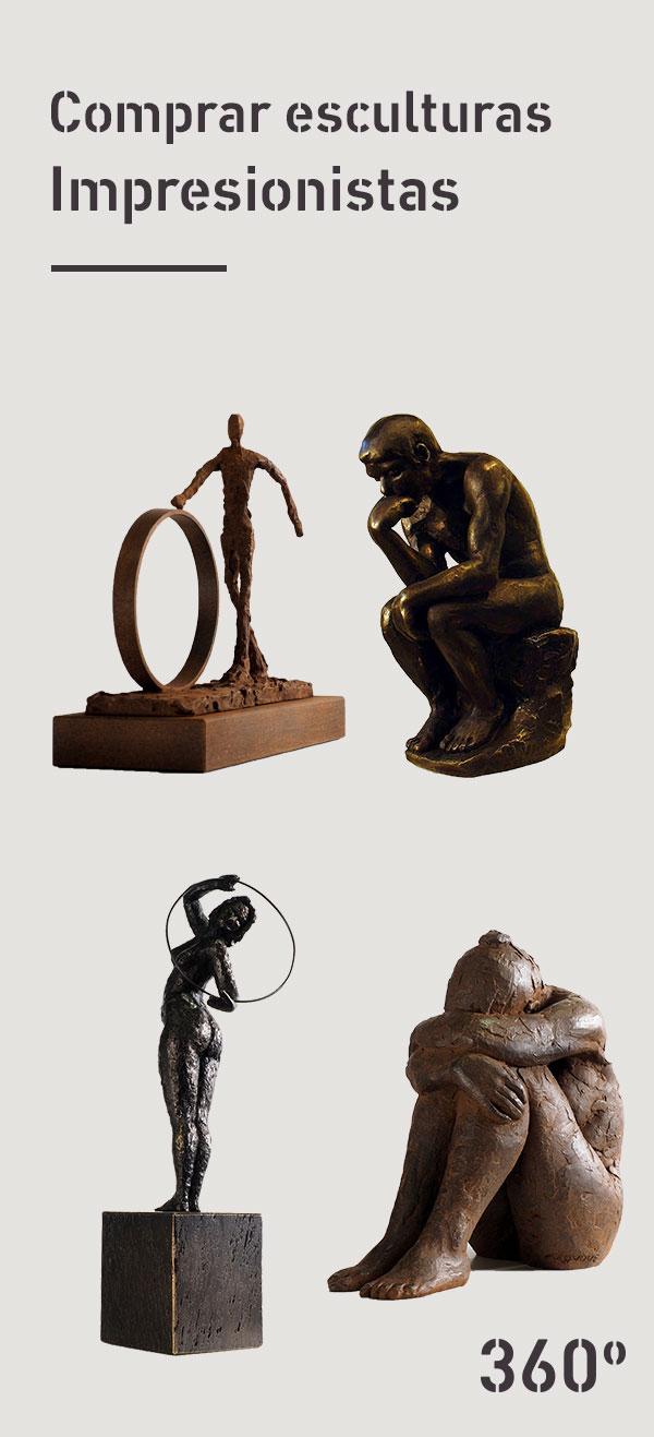 Comprar-esculturas-impresionistas