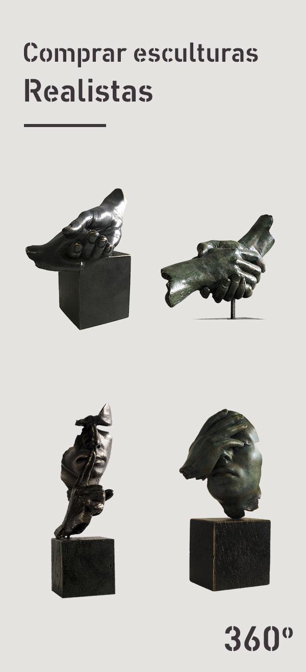 Comprar-esculturas-realistas