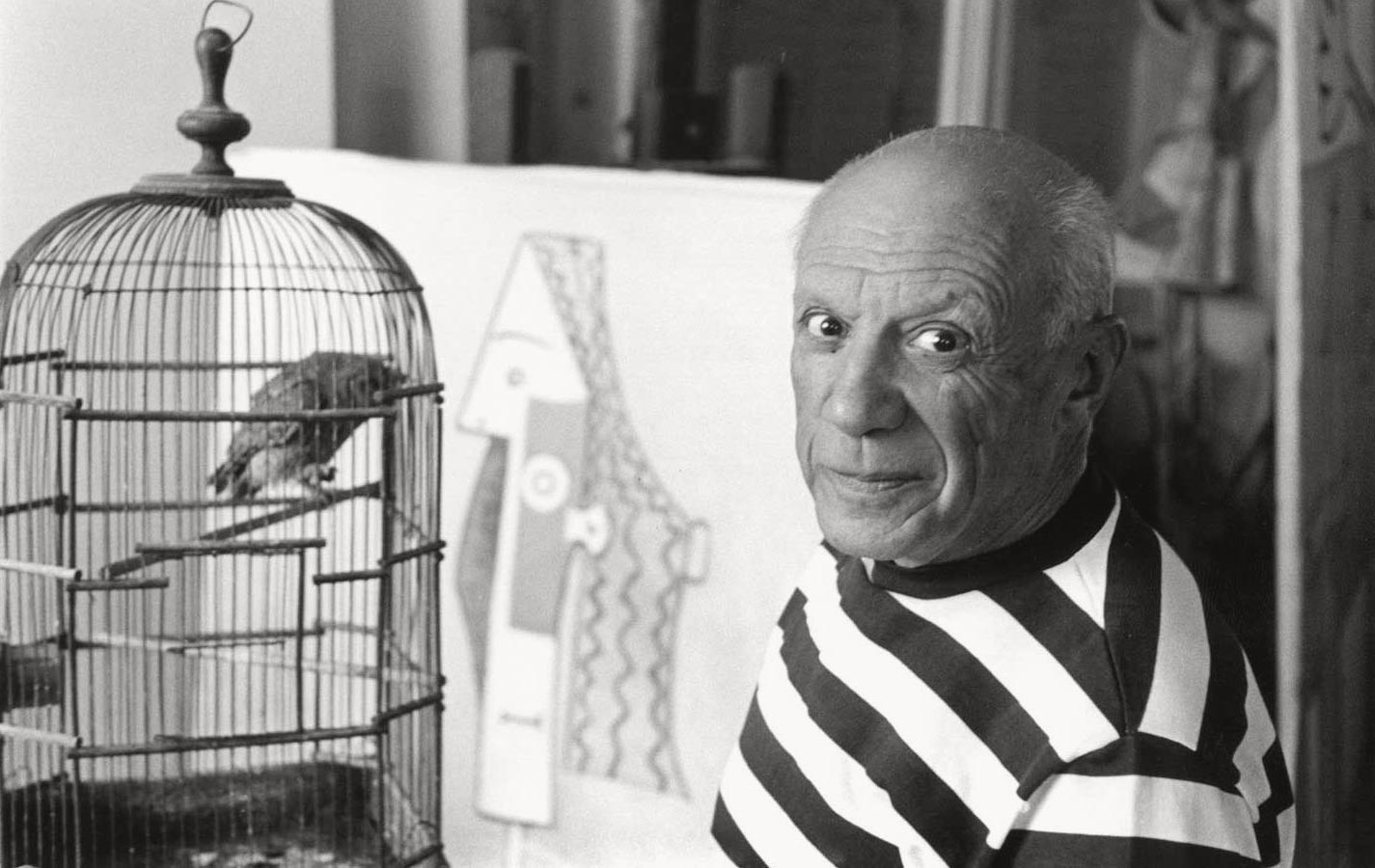 La mirada de Picasso