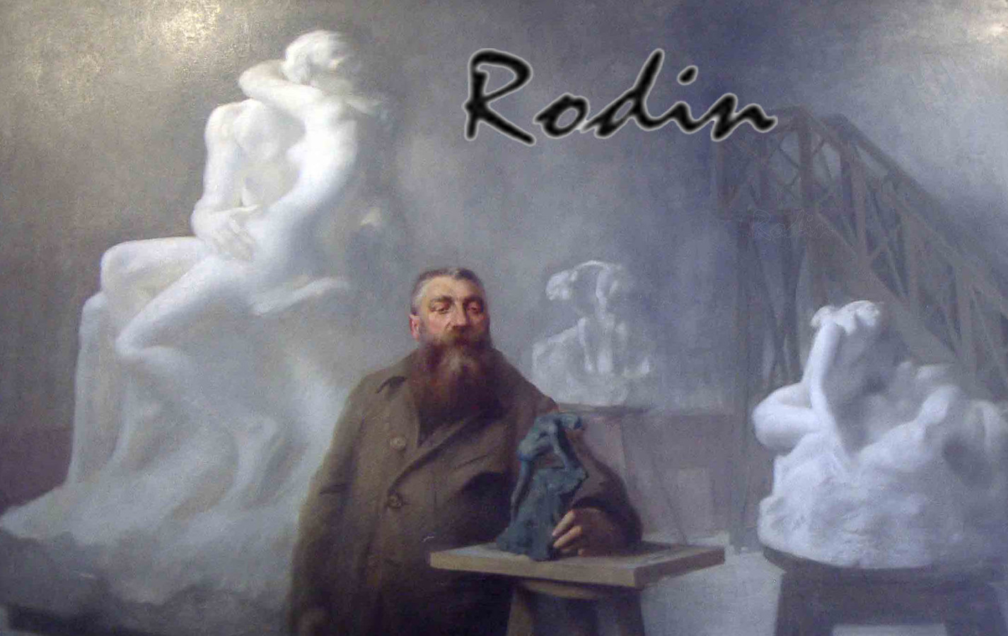 The Impressionism of Auguste Rodin. The incomplete magic of the unfinished impressionism.