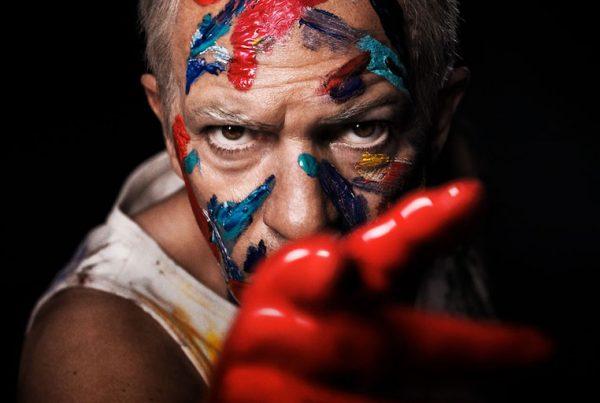 Pablo Picasso series staring Antonio Banderas