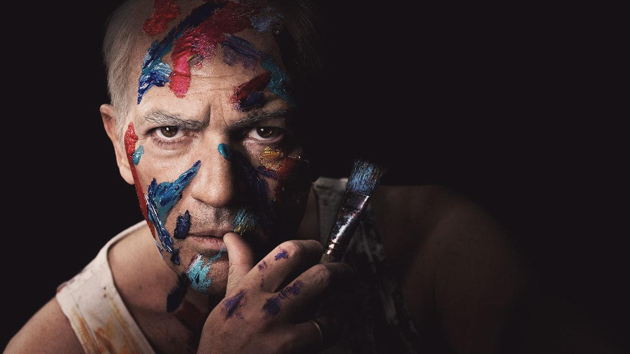 Serie de Pablo Picasso protagonizada por Antonio Banderas portada video