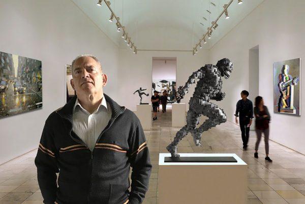 exposicion de arte en madrid 2018 de miguel guia