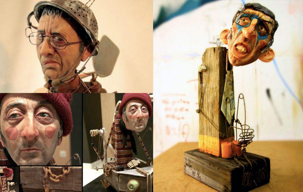 Esculturas de Belin