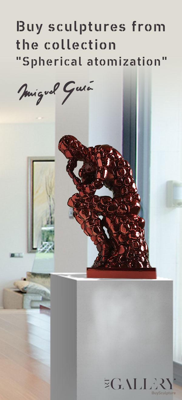 Buy Spherical atomization sculptures