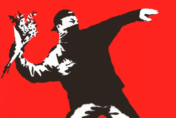 Banksy Exhibition Genius or vandal Madrid IFEMA