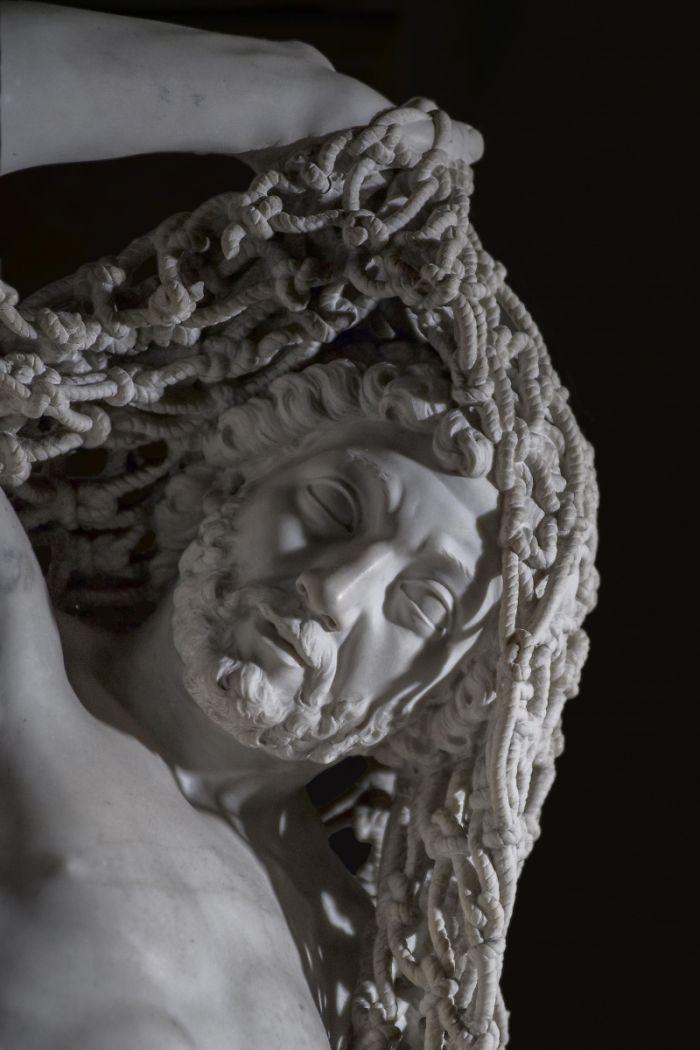 La escultura que Francesco Queirolo tardó 7 años en finalizar