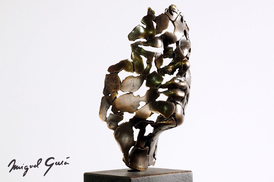 Esculturas abstractas como regalo