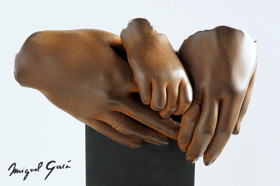 Esculturas como regalo de boda
