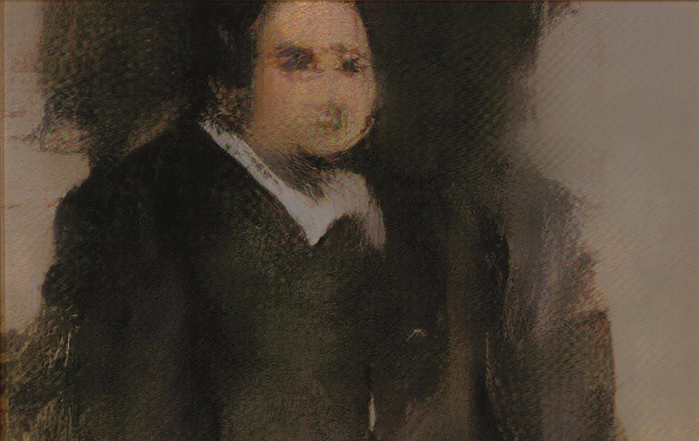 Christie's vende cuadro de inteligencia artificial por 380.000€