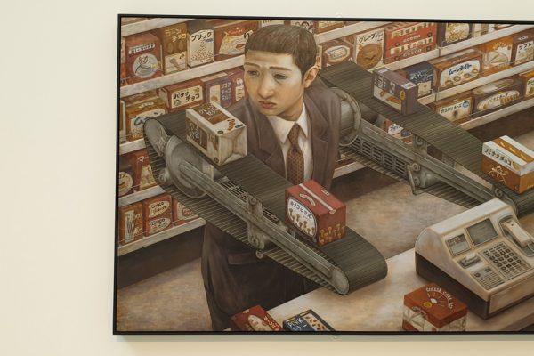 Tetsuya Ishida Exposición en Parque del Retiro Palacio Velazquez