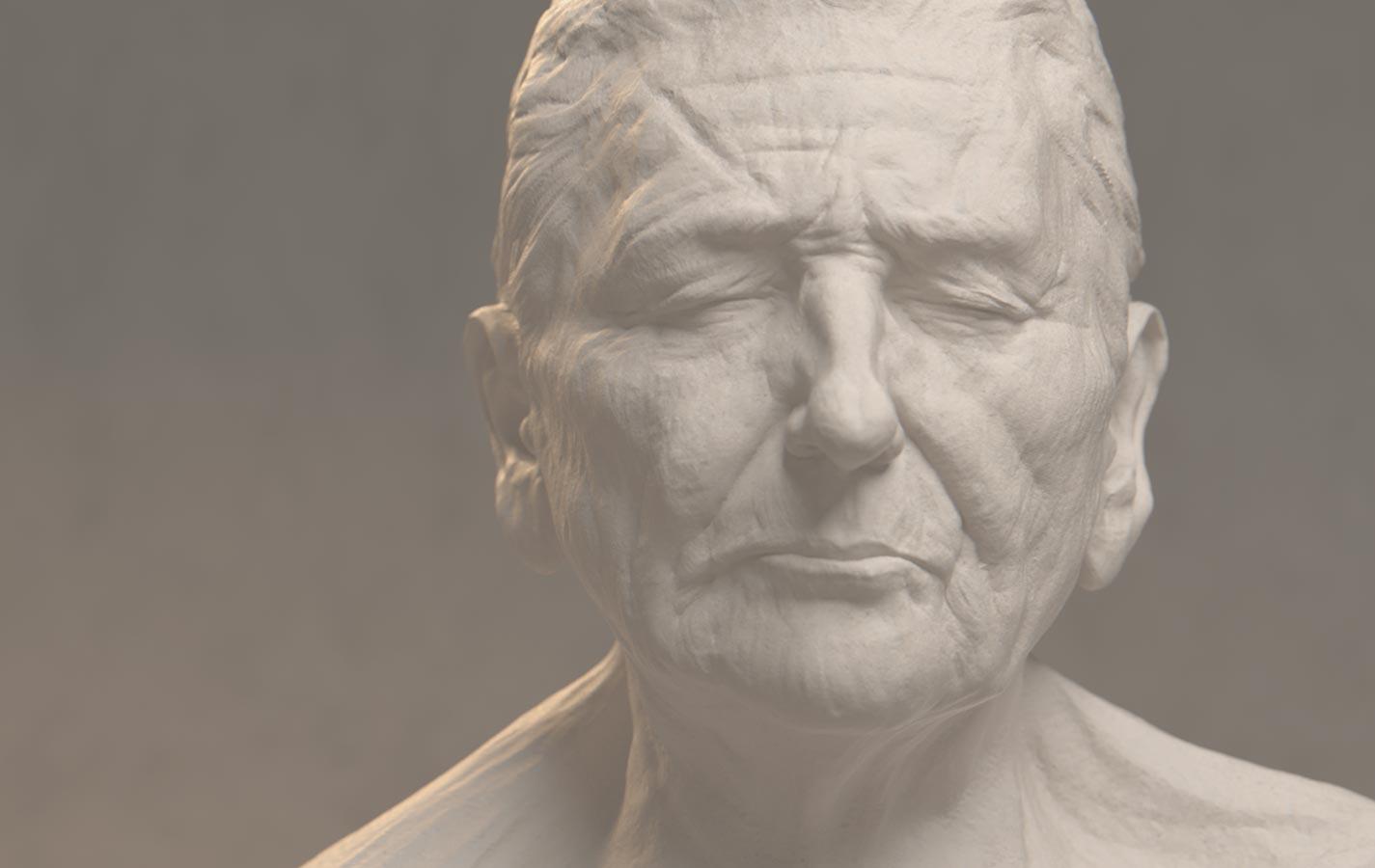 Ismael Fuentes: El escultor hiperrealista en 3D