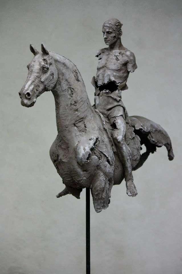 christophe-charbonnel-esculturas-de-bronce