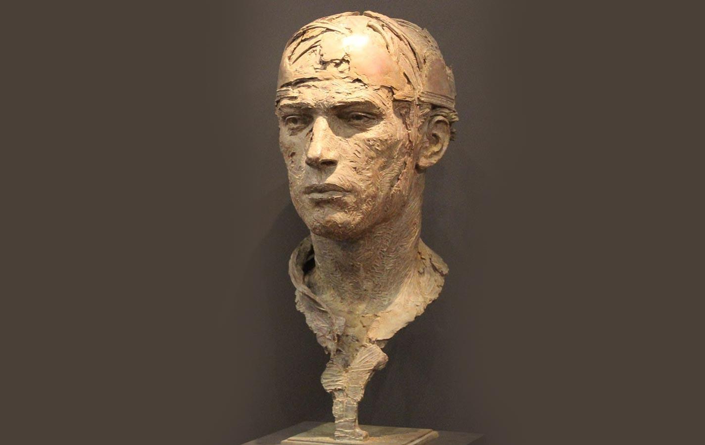 Christophe Charbonnel: esculturas de bronce