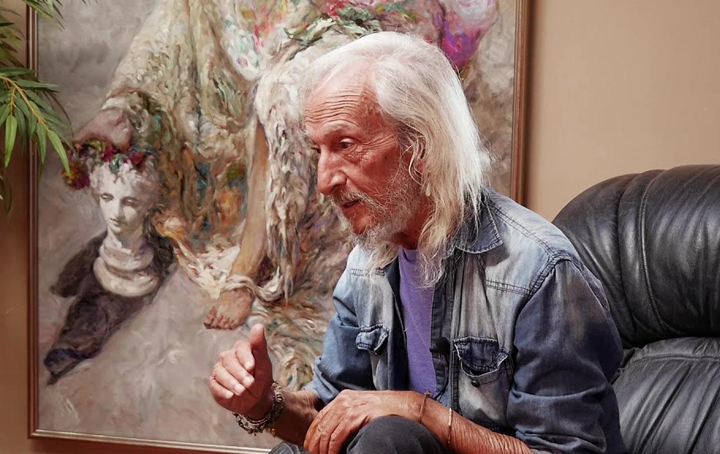 José Royo: Una entrevista muy personal al pintor