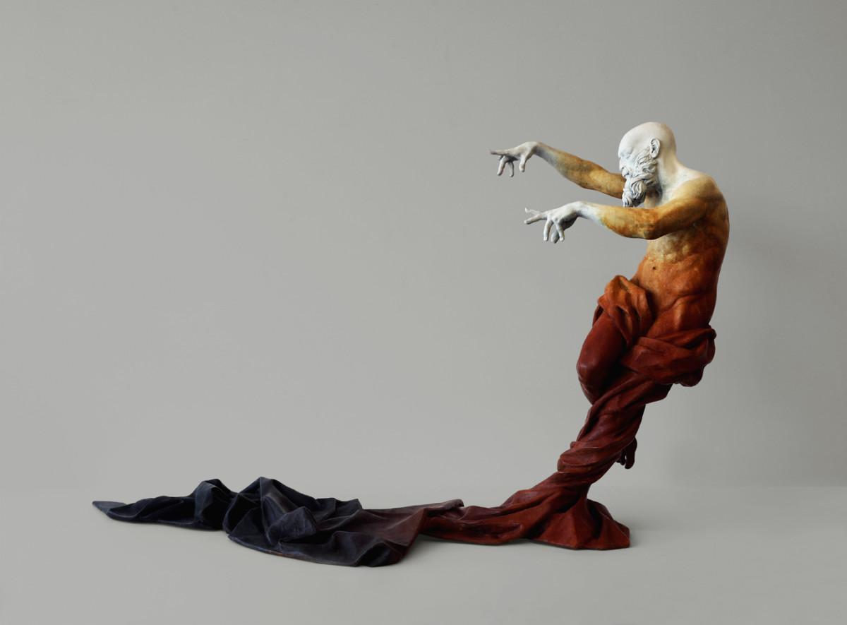 como se funde una escultura de bronce a la cera perdida