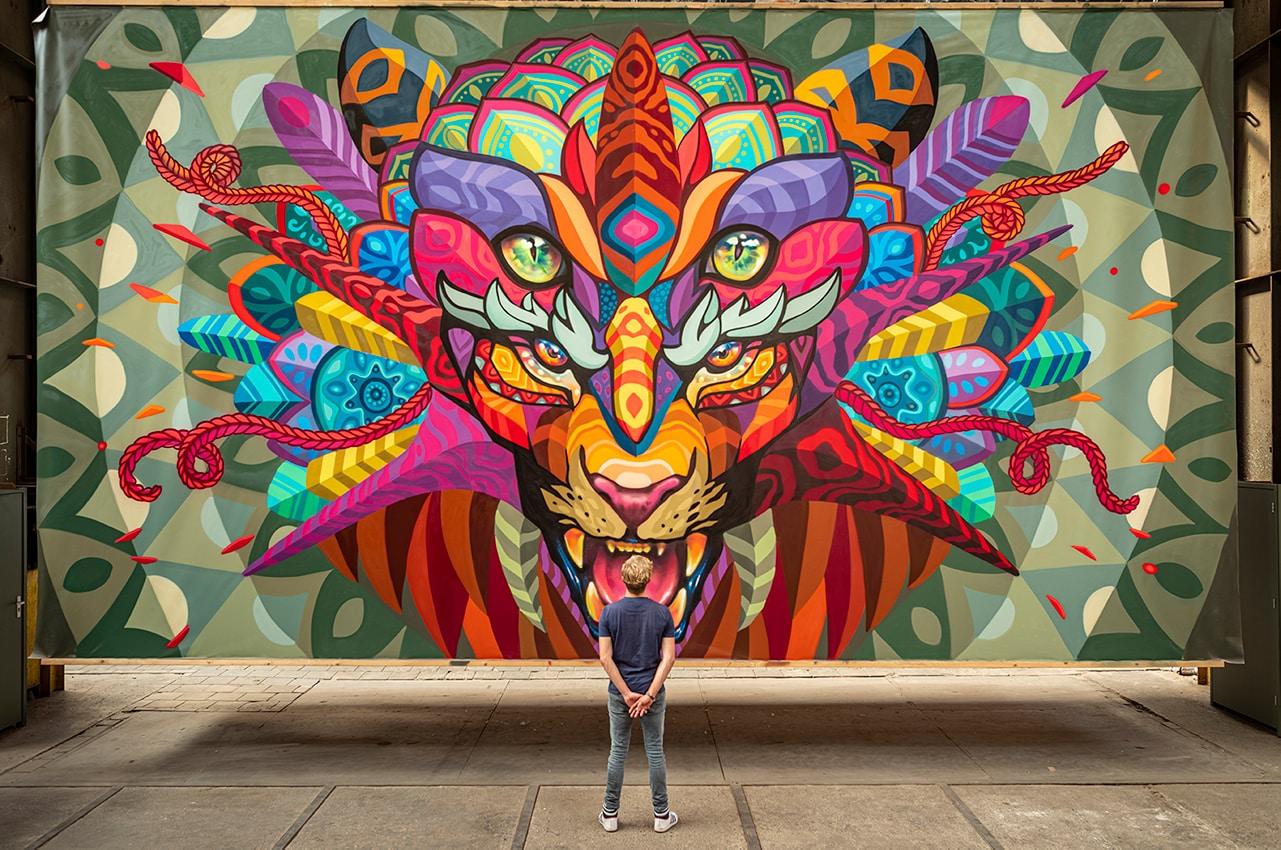STRAAT este es el primer museo de Street Art