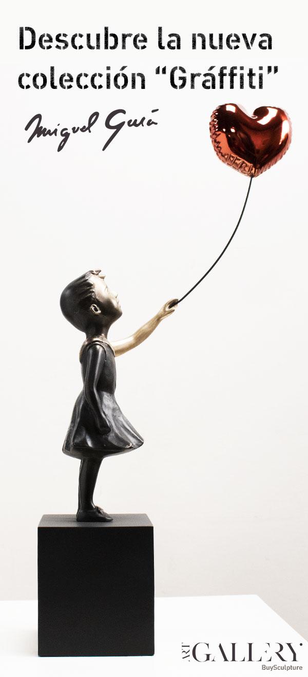 Comprar-esculturas-coleccion-graffiti-miguel-guia