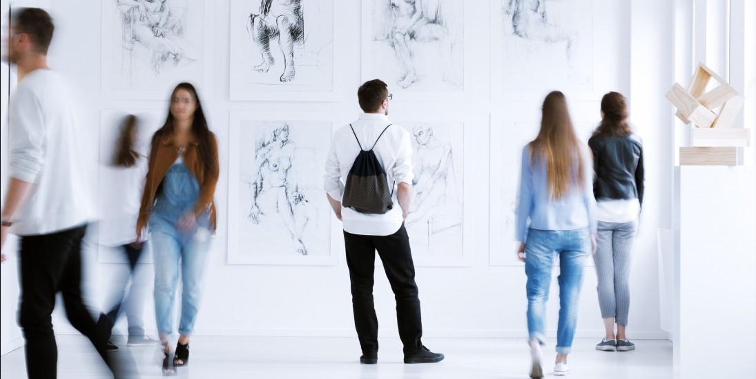 Galerías de arte en Madrid TOP 10 para visitar
